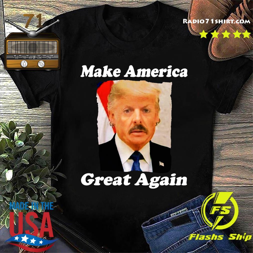 Trump Mashup Joe Exotic Make America Great Again Shirt