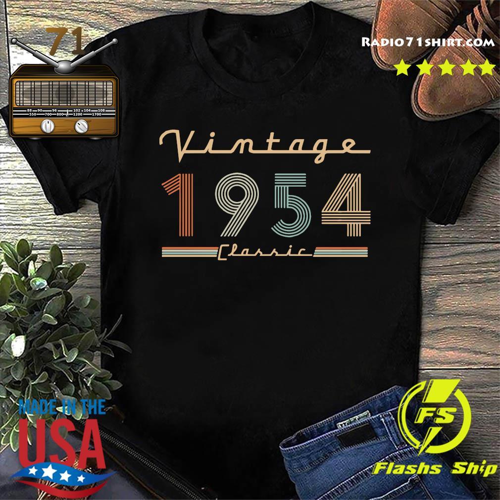 Vintage 1954 Classic Shirt