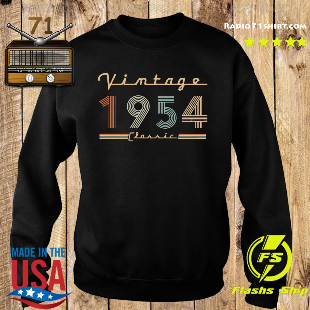 Vintage 1954 Classic Shirt Sweater