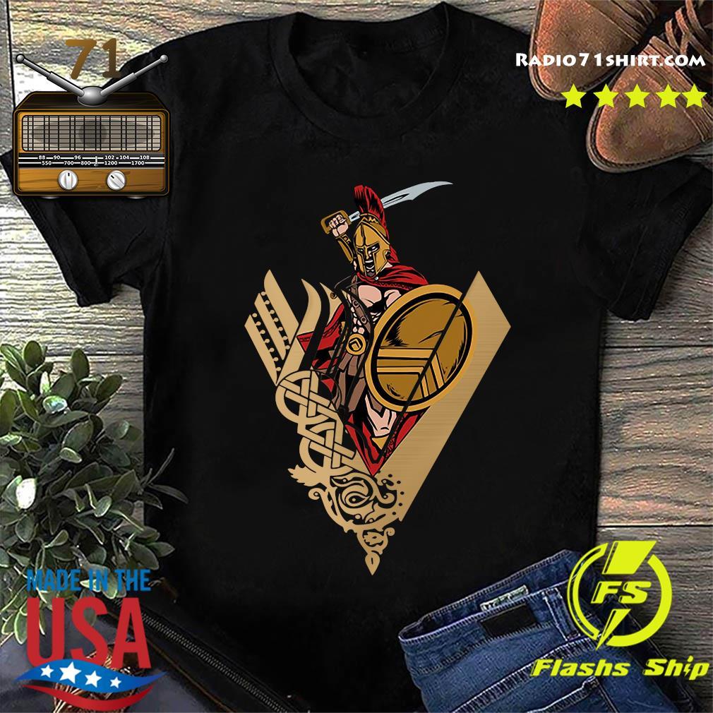 Warrior vikings Shirt