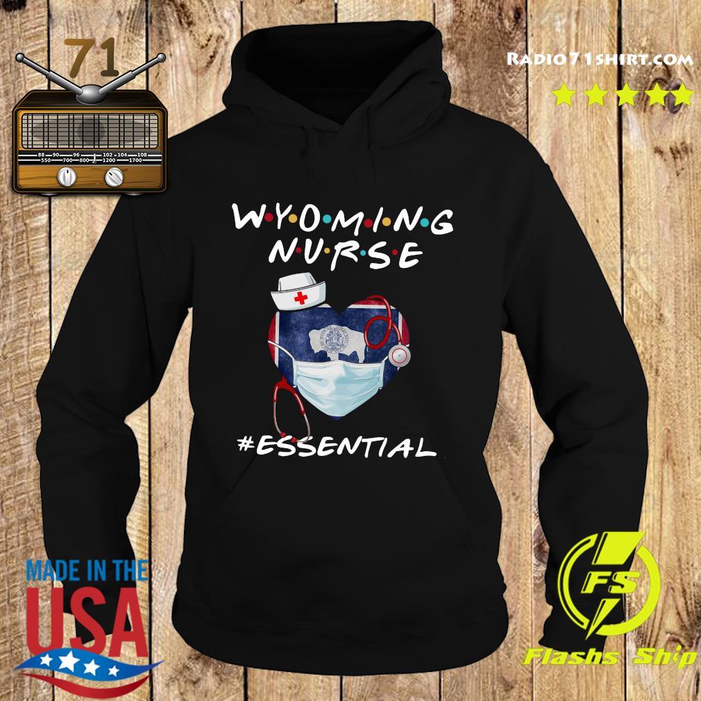Wyoming Nurse Essential Shirt Hoodie