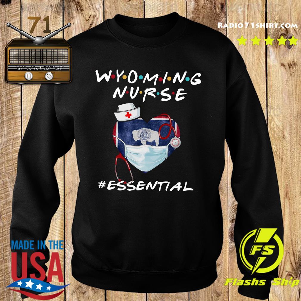 Wyoming Nurse Essential Shirt Sweater