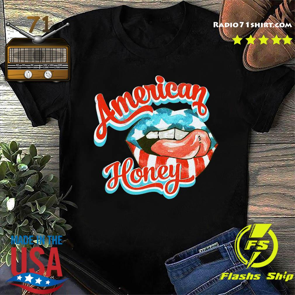 American Honey Bella Canvas Shirt