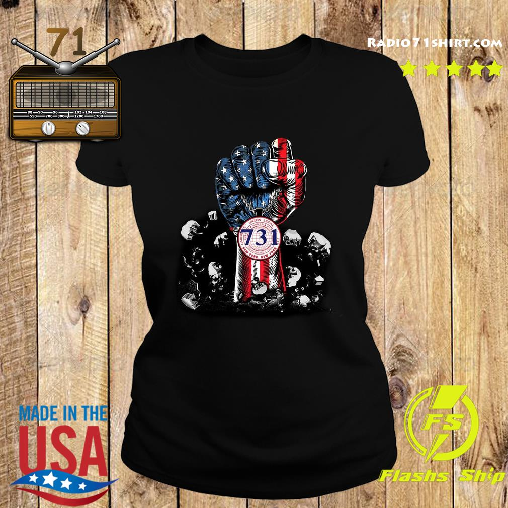 American Punch 731 Shirt Ladies tee