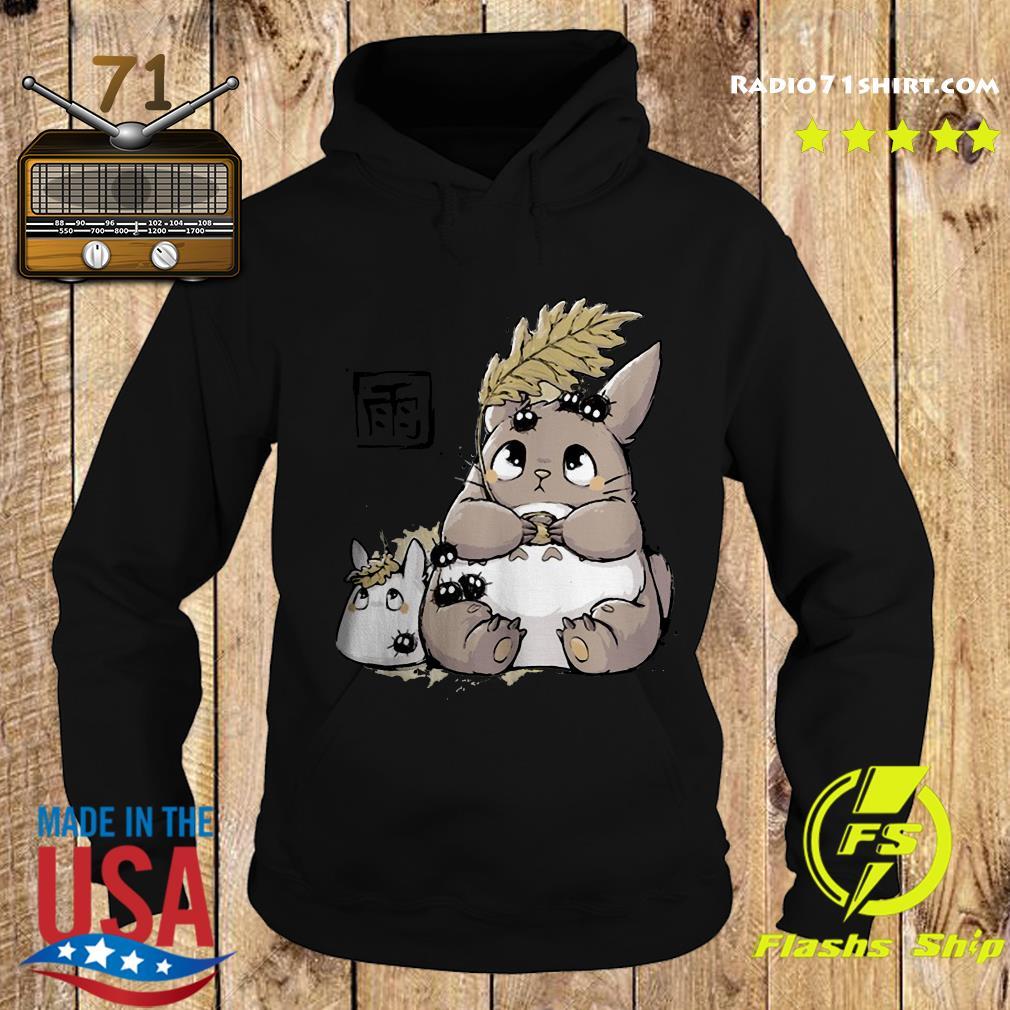 Baby Totoro Funny Shirt Hoodie