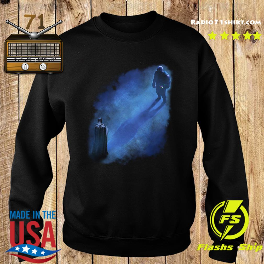 Batman Vs Thanos Shirt Sweater