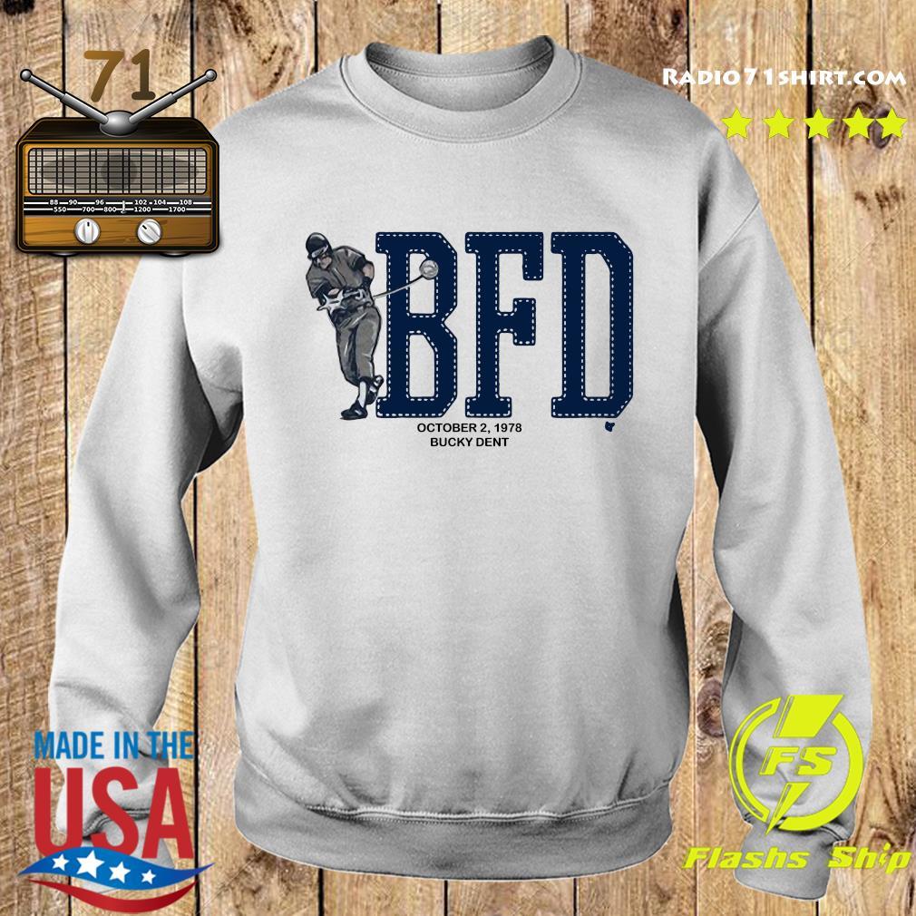 BFD Bucky Dent Shirt Sweater