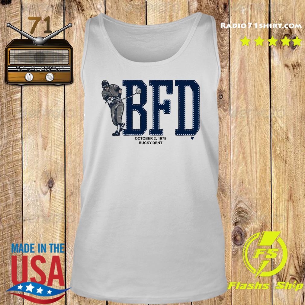BFD Bucky Dent Shirt Tank top