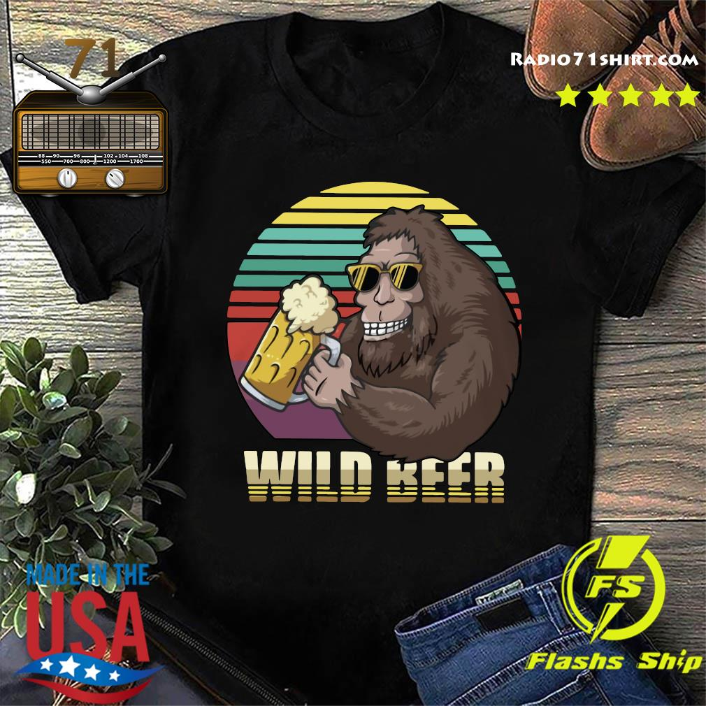 Bigfoot Wild Beer Shirt