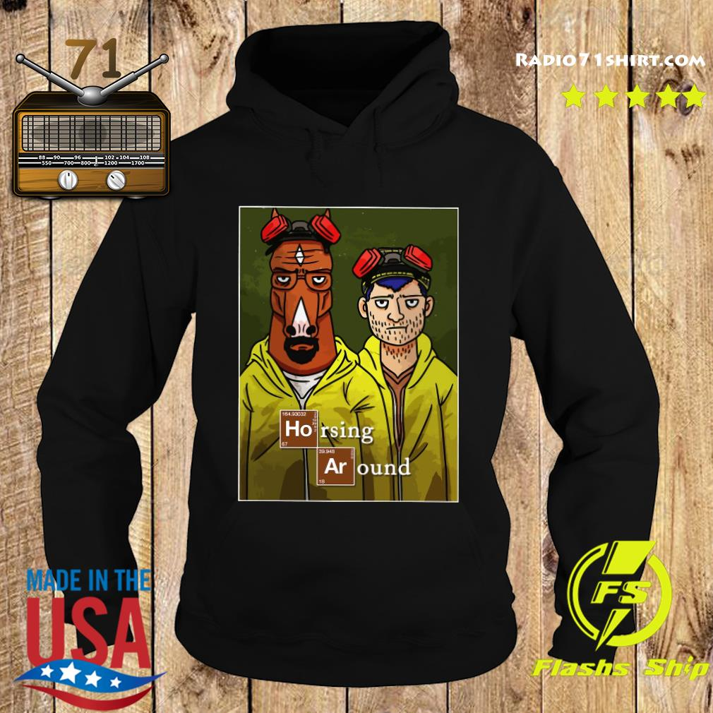 Breaking Bad Horsing Around Shirt Hoodie