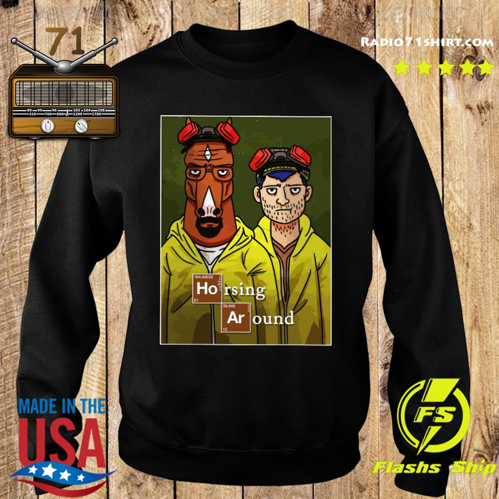 Breaking Bad Horsing Around Shirt Sweater
