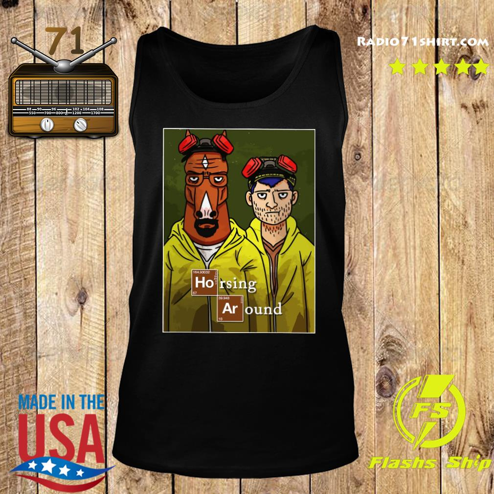 Breaking Bad Horsing Around Shirt Tank top