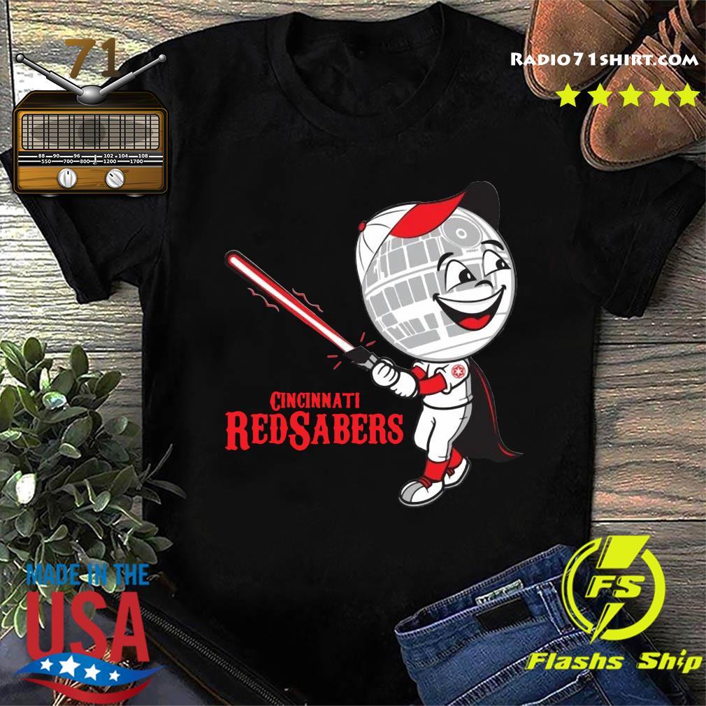 Cincinnati Red Sabers Shirt