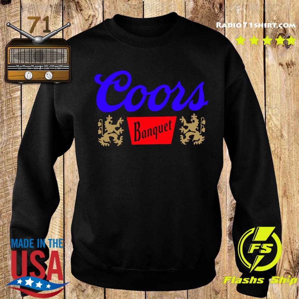 Coors Banquet Shirt Sweater
