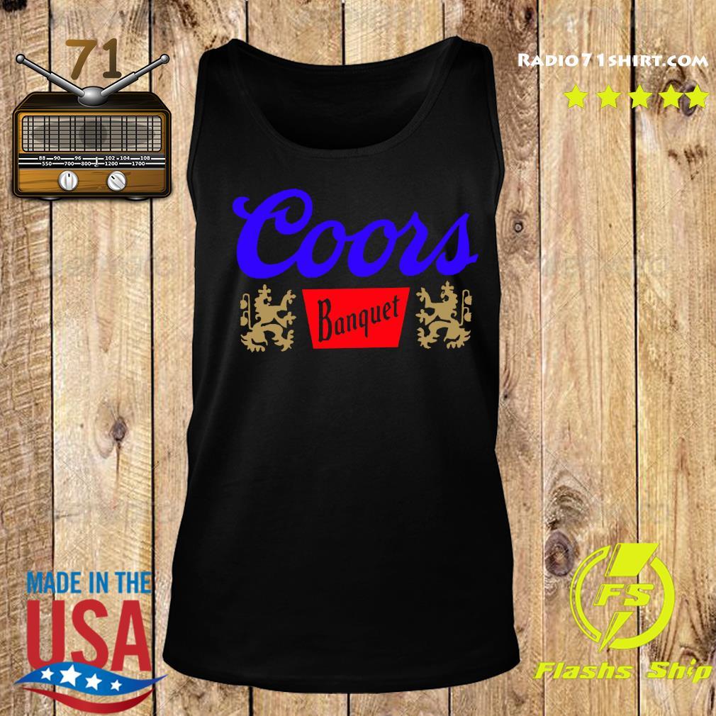 Coors Banquet Shirt Tank top