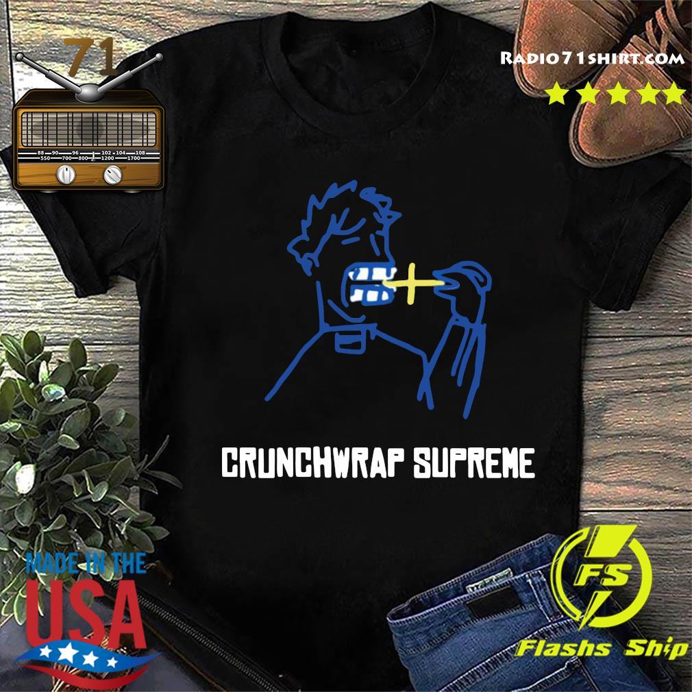 Crunchwrap Supreme Shirt