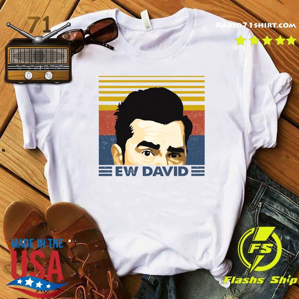 David Rose Ew David Vintage Shirt