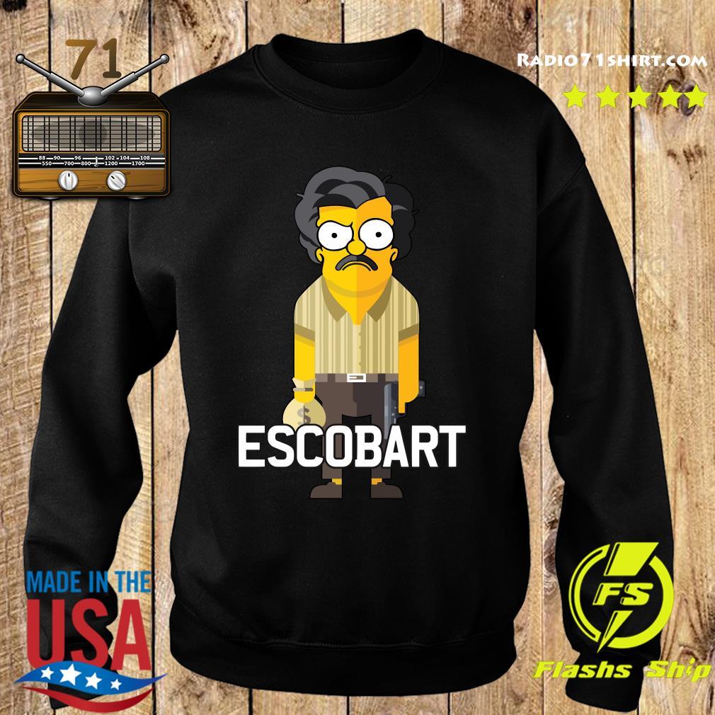 Escobart Money Pistol Shirt Sweater