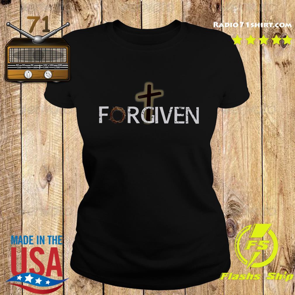Forgiven Shirt Ladies tee
