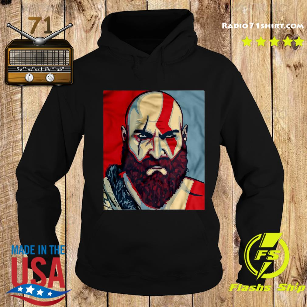 Funny Kratos Red Dead Redemption Shirt Hoodie