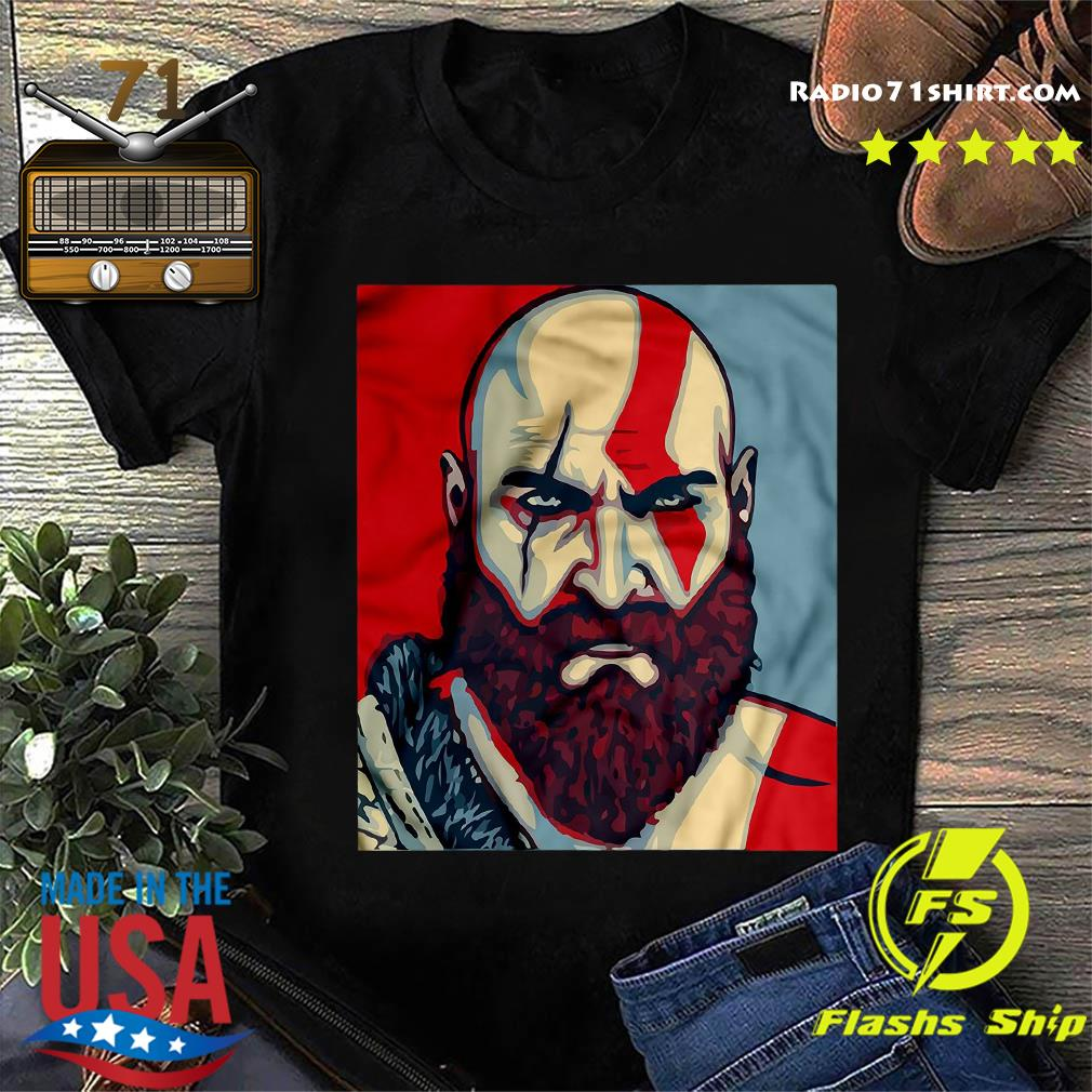 Funny Kratos Red Dead Redemption Shirt