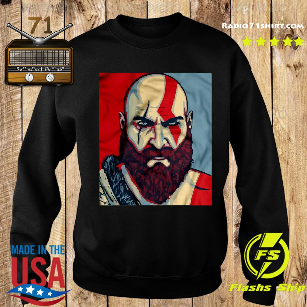 Funny Kratos Red Dead Redemption Shirt Sweater