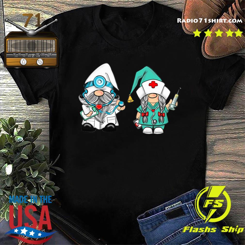Gnomes Nurse Quarantine Shirt