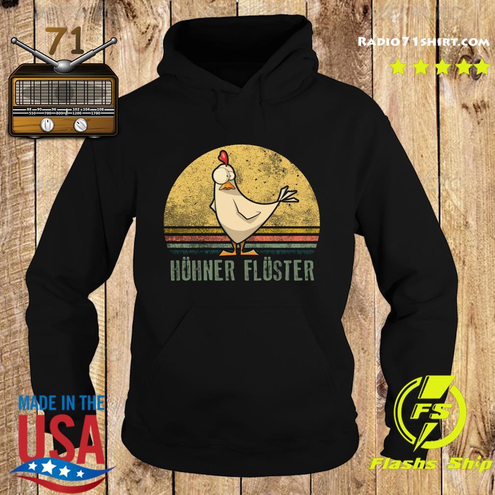 Huhner Fluster Vintage Shirt Hoodie