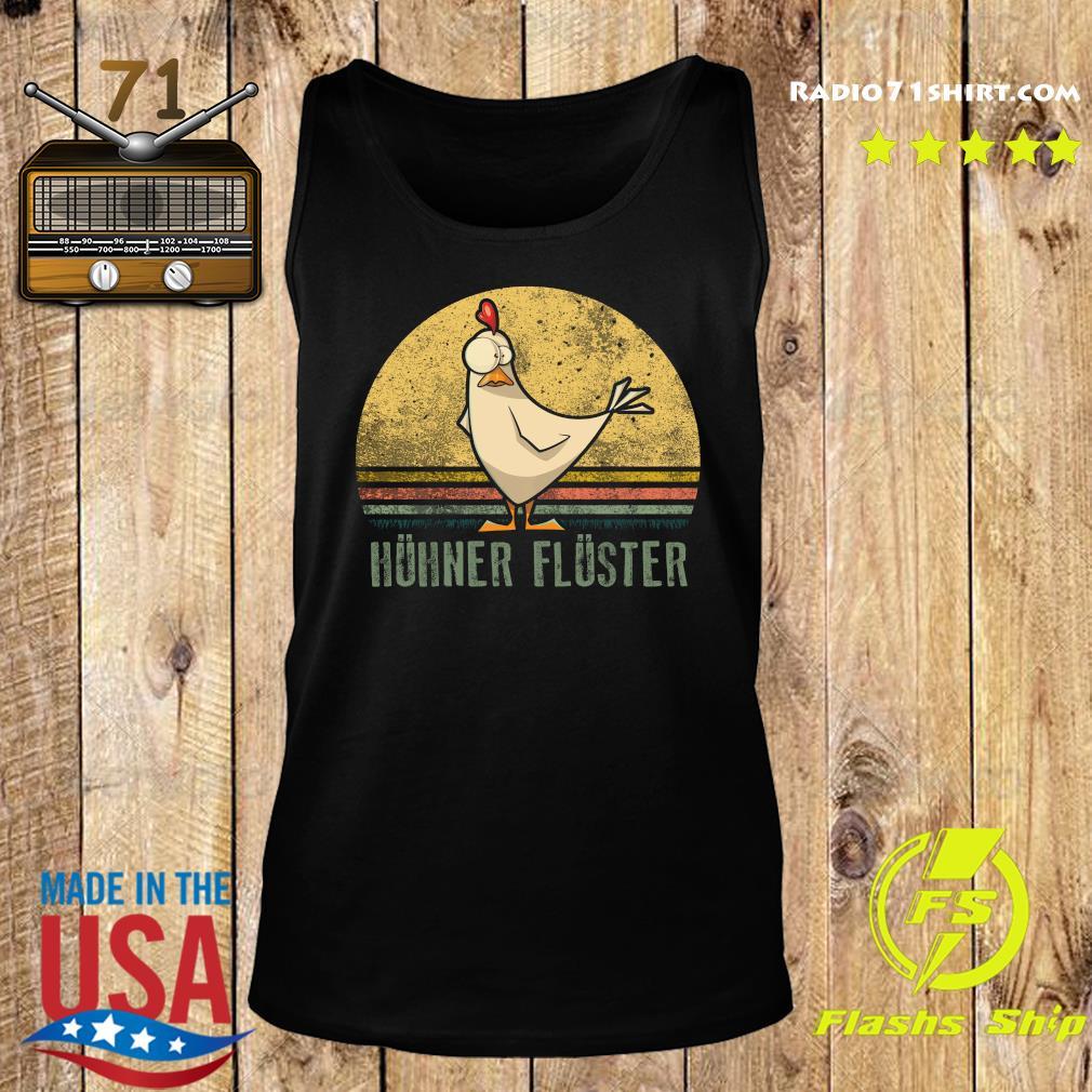 Huhner Fluster Vintage Shirt Tank top