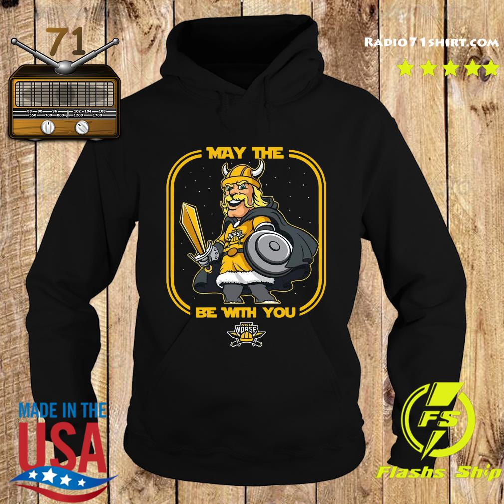 May The Nku Norse Be With You Shirt Hoodie