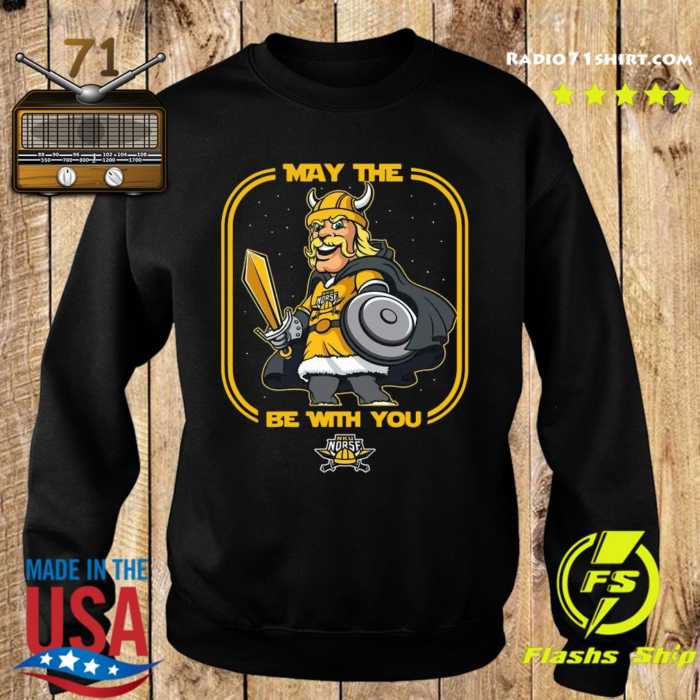 May The Nku Norse Be With You Shirt Sweater