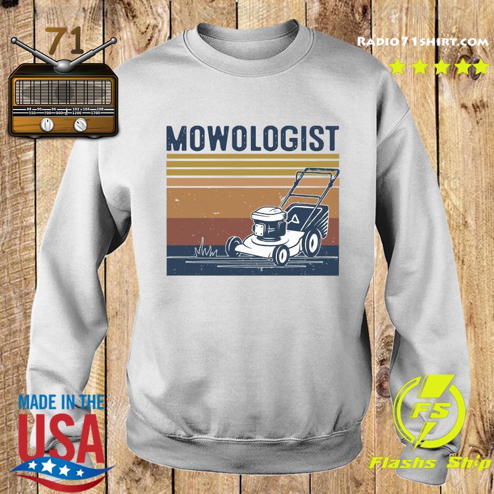 Mowologist Vintage Shirt Sweater