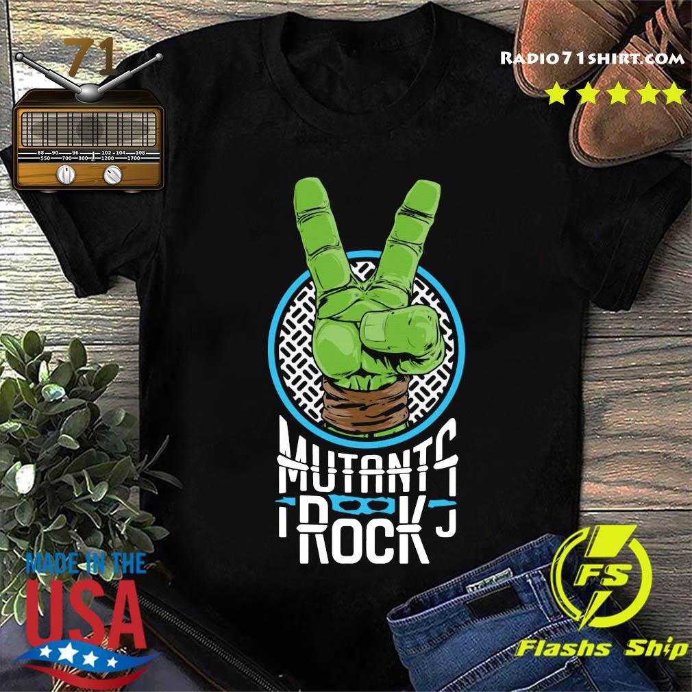 Mutants Rock Shirt