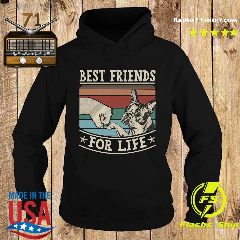 Pitbull Best Friends For Life Vintage Shirt Hoodie