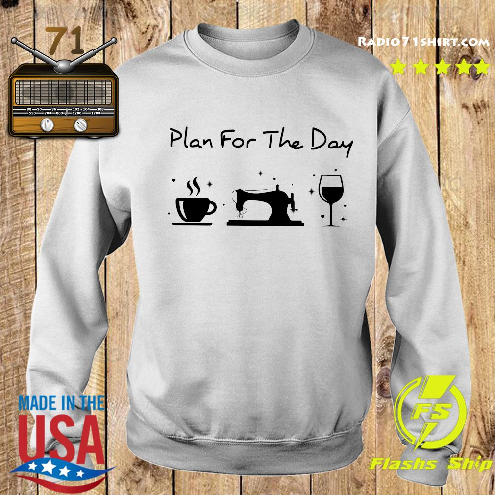 Plan For The Day Shirt Sweater