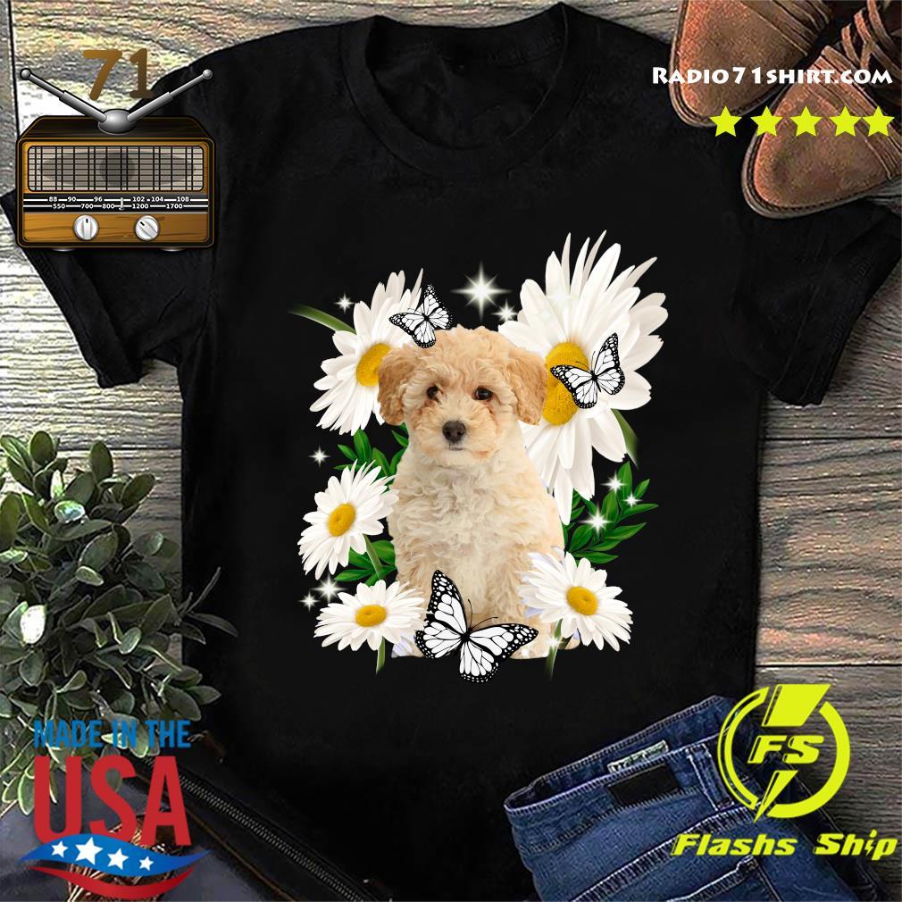 Poochon Daisy flower Classic T-Shirt