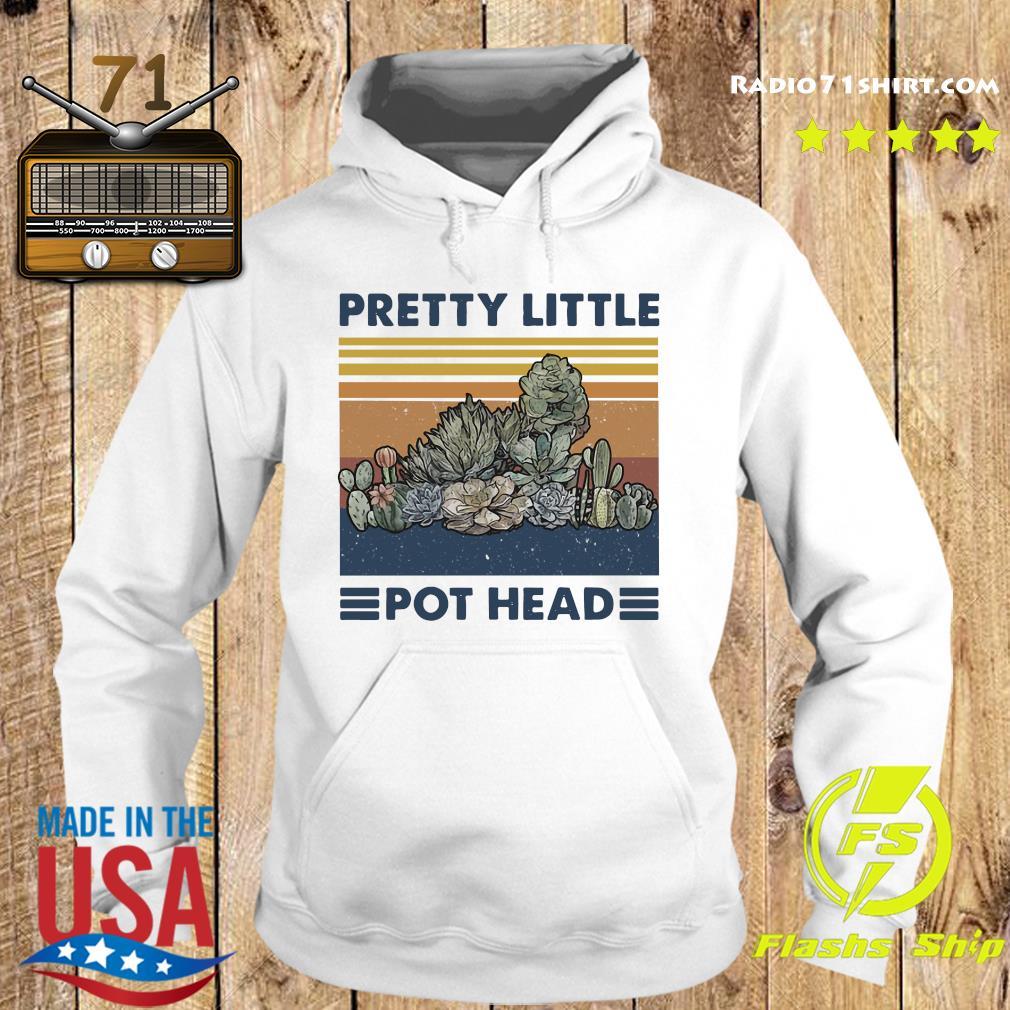 Pretty Little Pot Head Vintage Shirt Hoodie
