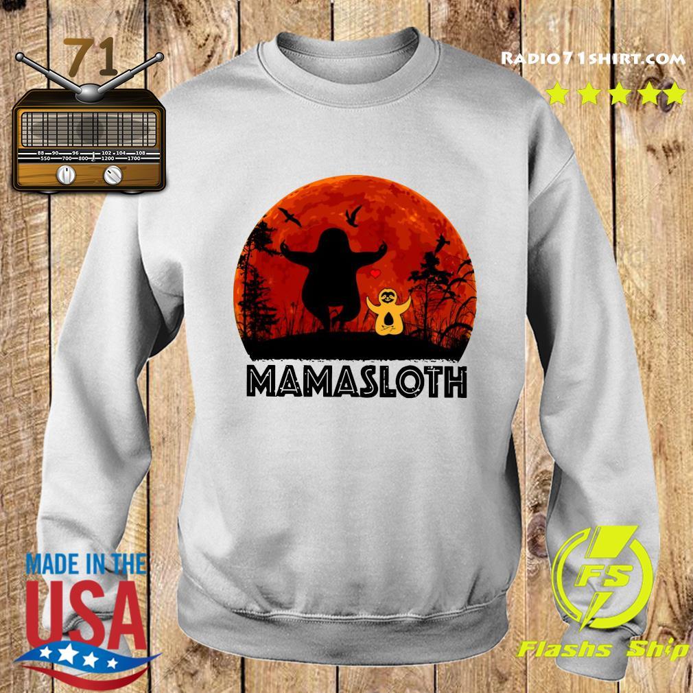 Sloth Mamasloth Shirt Sweater