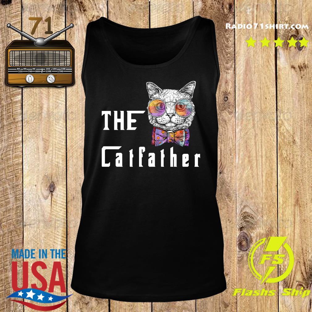 The Catfather Shirt Tank top