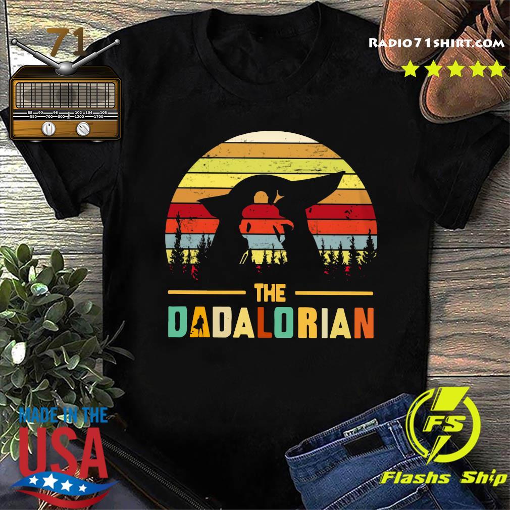 The Dadalorian Vintage Shirt