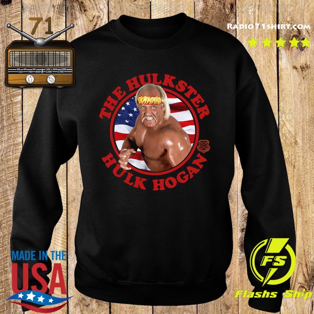 The Hulkster Hulk Hogan Shirt Sweater