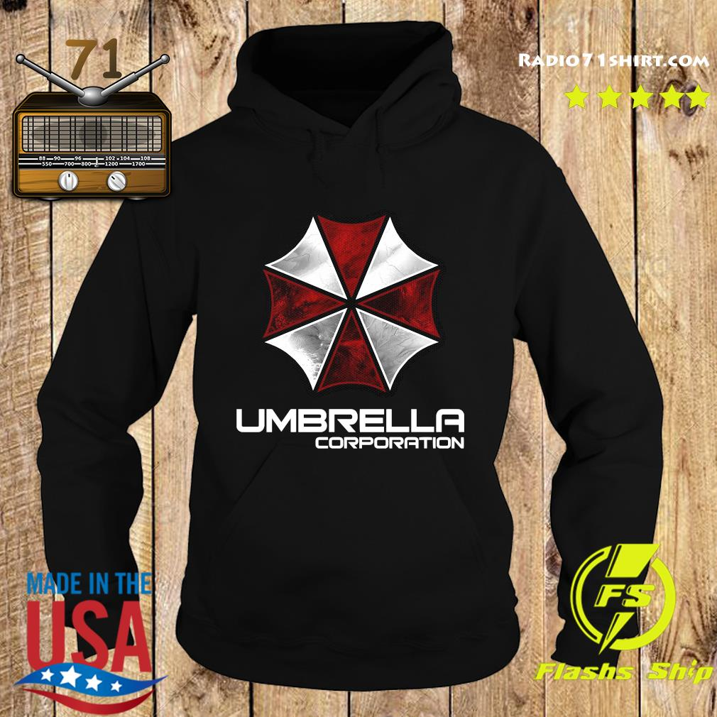 Umbrella Corporation Shirt Hoodie