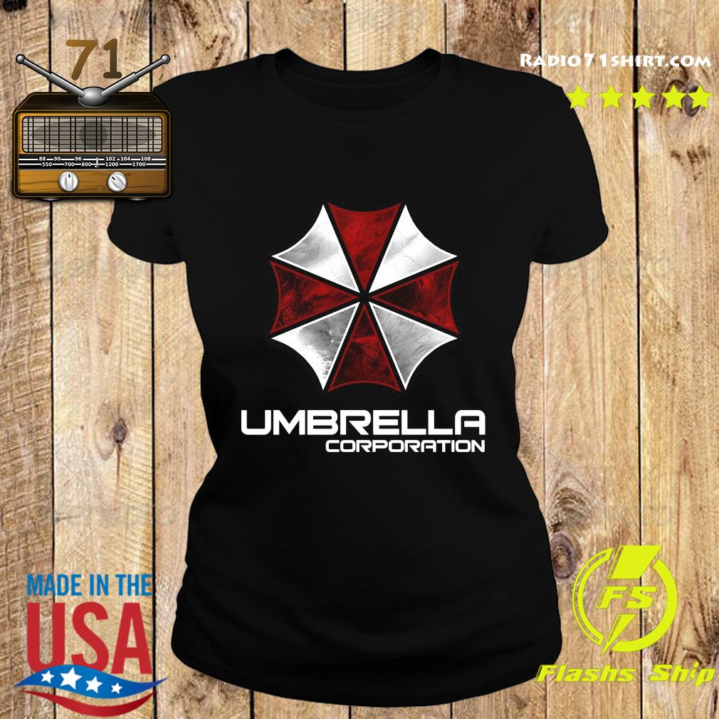 Umbrella Corporation Shirt Ladies tee