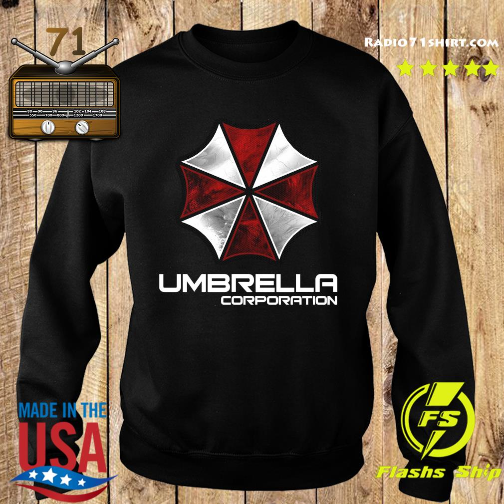 Umbrella Corporation Shirt Sweater