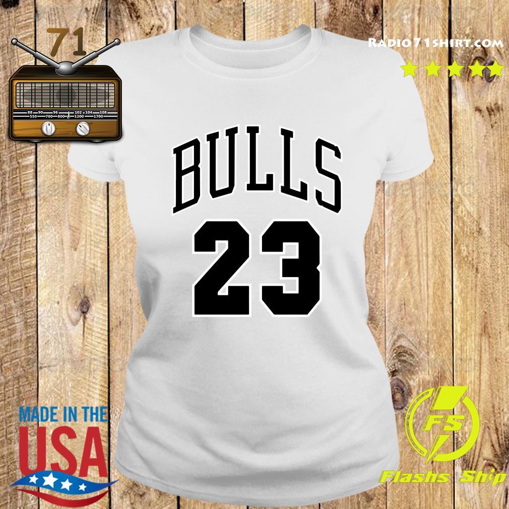 Vintage Nba Chicago Bulls Michael Jordan 23 Champion Usa Basketball Jersey Uniform Shirt Ladies tee