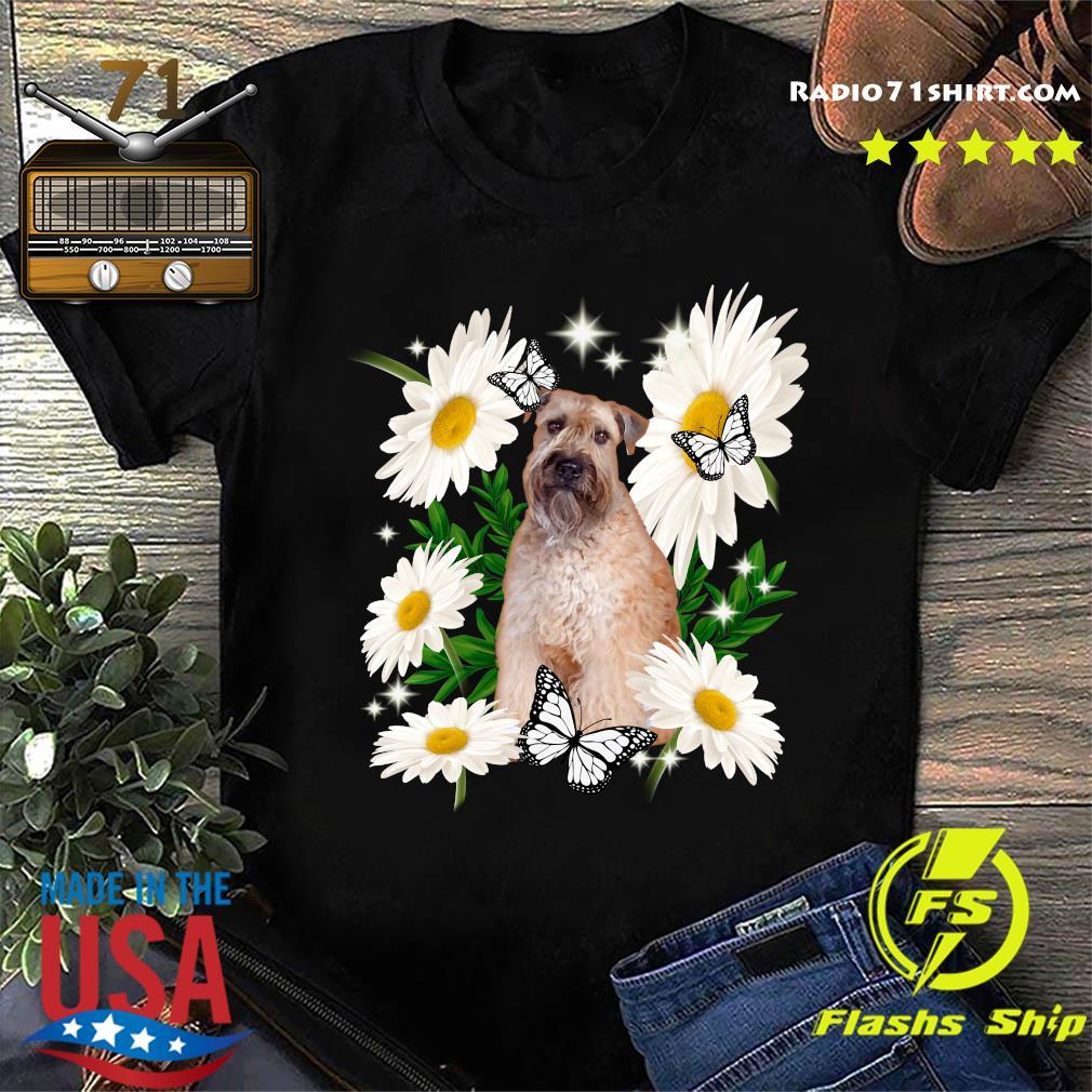 Wheaten Terriers Daisy flower Classic T-Shirt