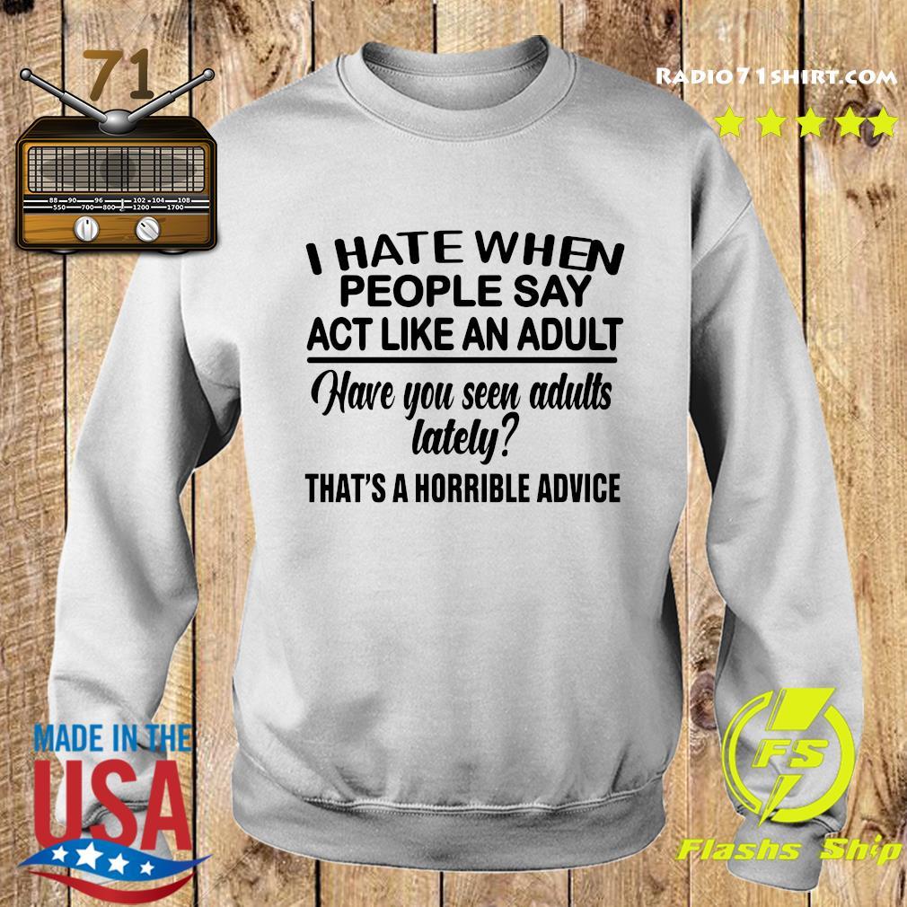 LLiYing-D German Shepherd Adult Mens Casual Long Sleeve Sweater T-Shirts