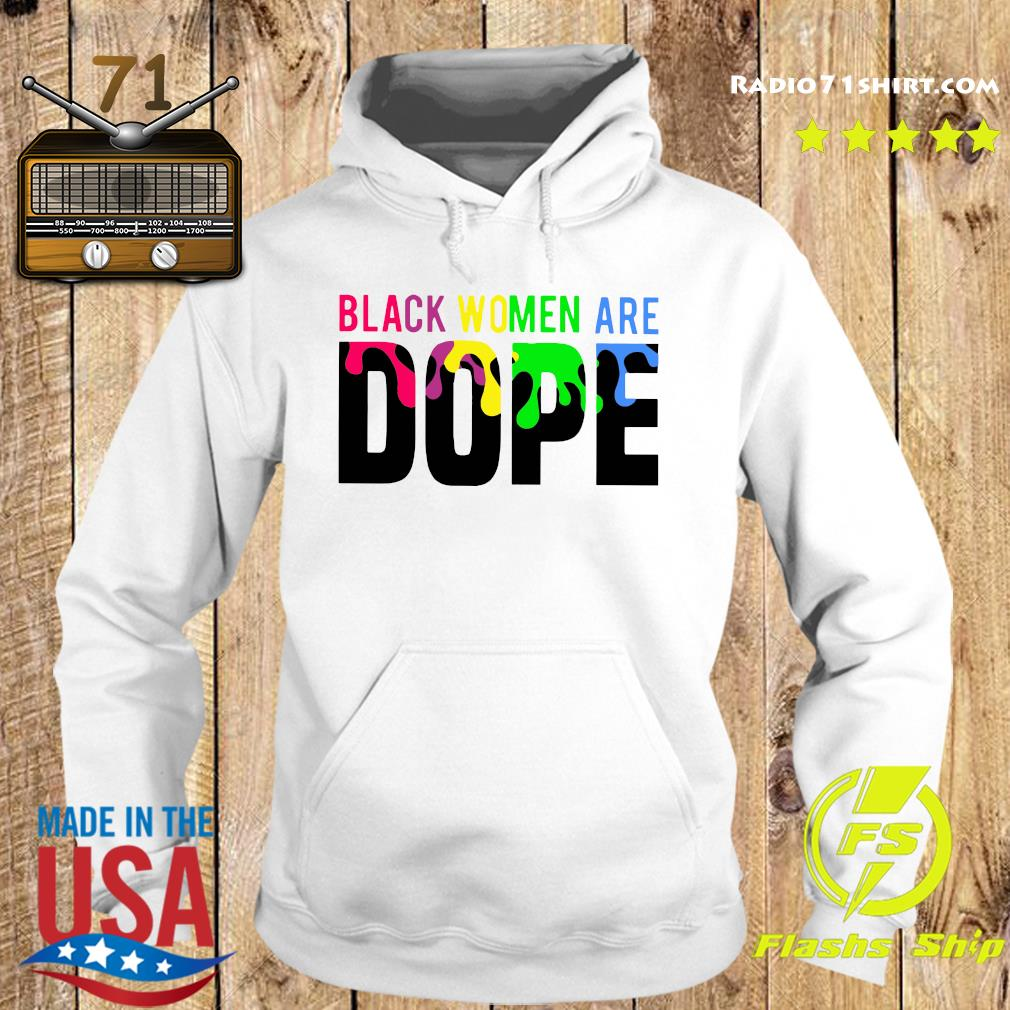Donald Trump Dope 2 Hooded Sweatshirt Navy