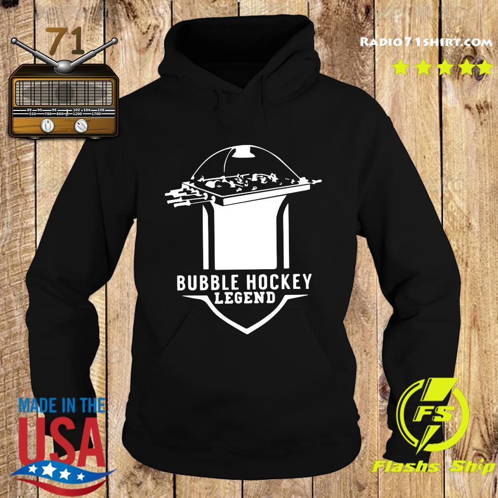Bubble Hockey Legend Shirt Hoodie