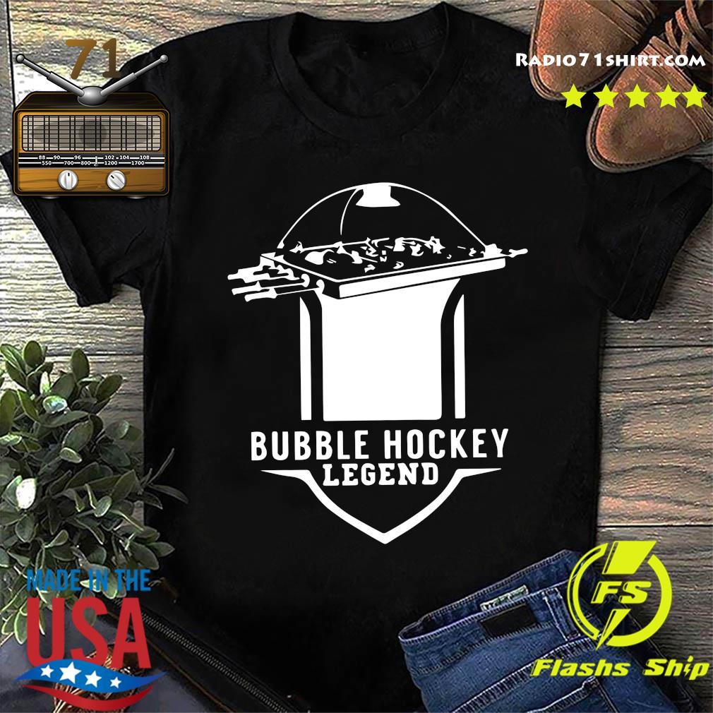 Bubble Hockey Legend Shirt